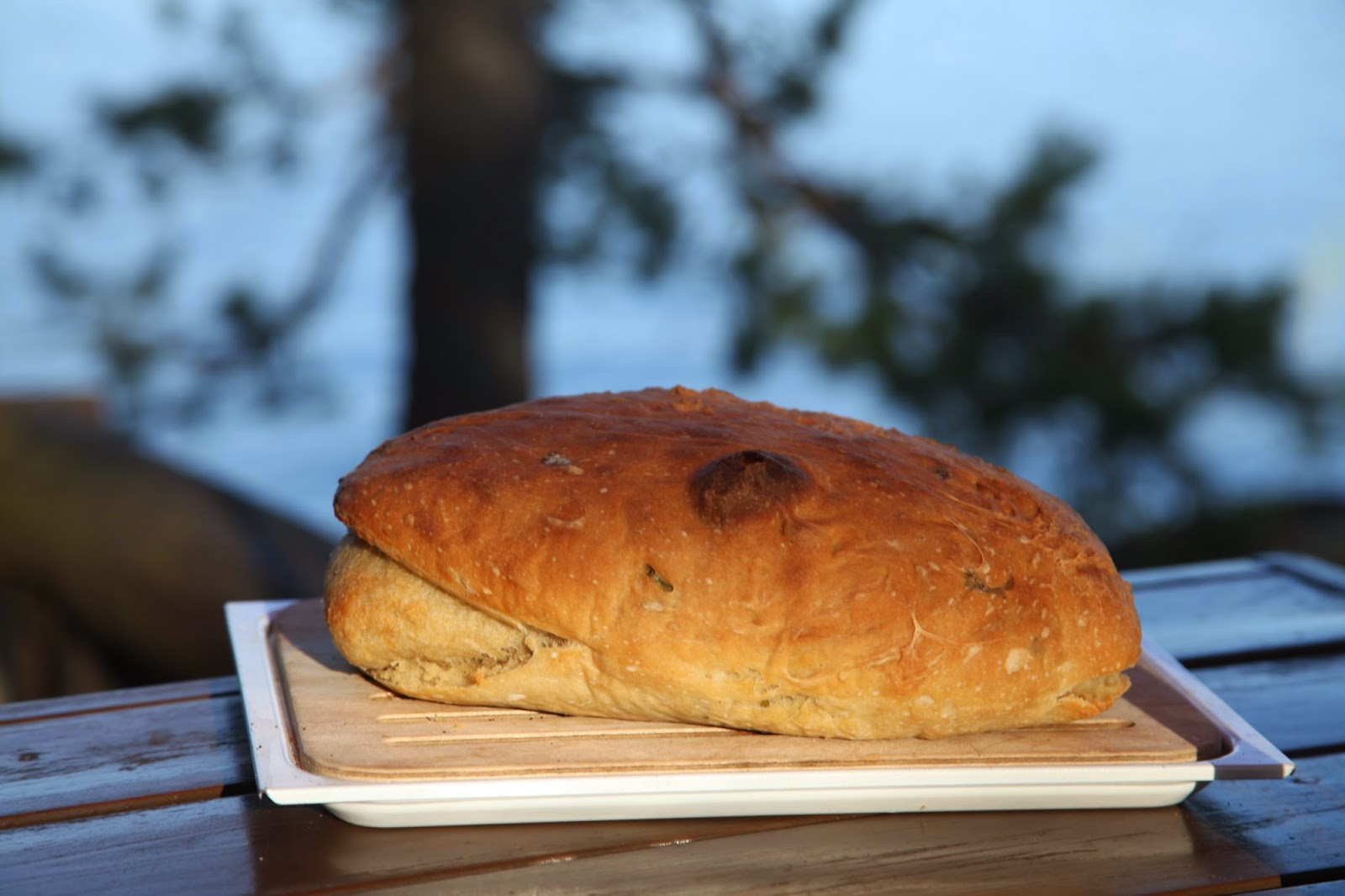 helppo leipa