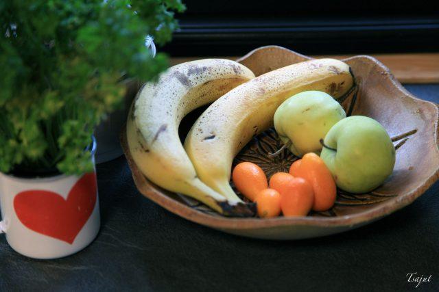 hedelmia laiutasella