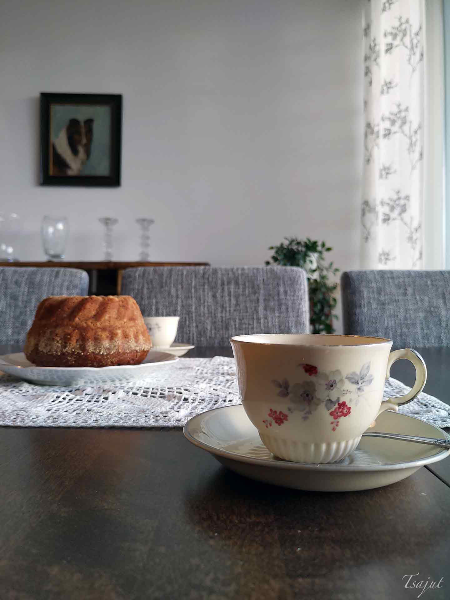 arabian vanha kahvikuppi